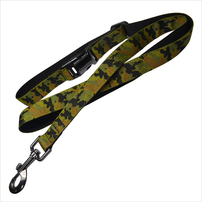 Order High Quality Camouflage Dog Collars And Leash